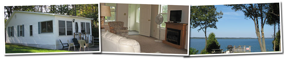 Westwinds Motel & Waterfront Cottage Rentals in the Thousand Islands, Clayton New York